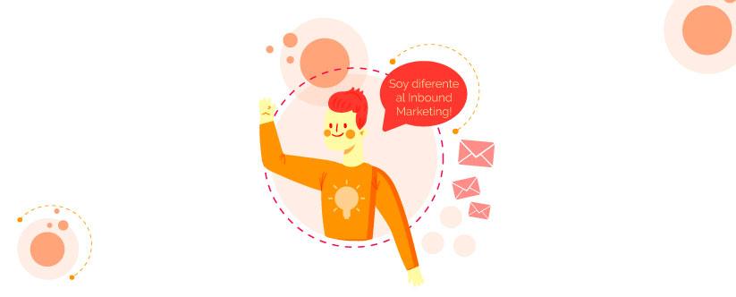 Marketing de contenidos - Marketing digital - Inbound Marketing - Mitos sobre el Marketing de Contenidos [Estrategias de Inbound Marketing] -