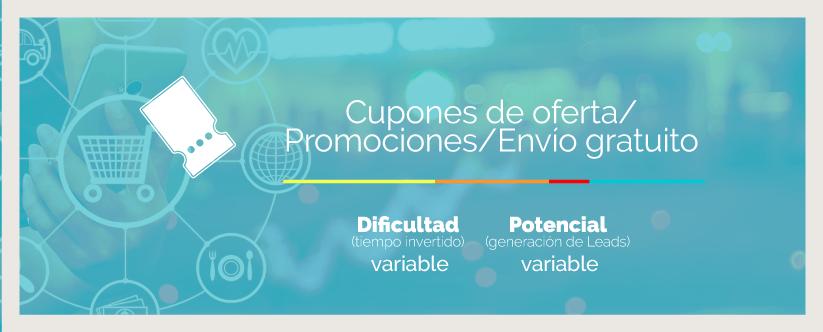 Marketing Digital - Inbound Marketing - Estrategias Digitales - Publicidad - Community Manager - Mercadeo - 8 Tipos de oferta para la generación de leads.